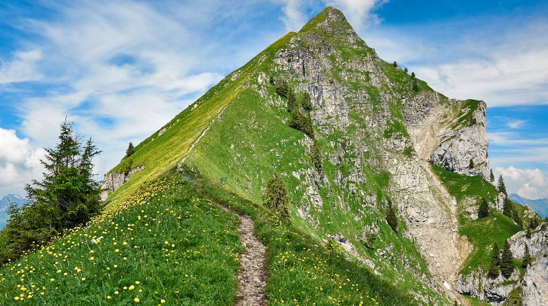 Hardergrat Trail