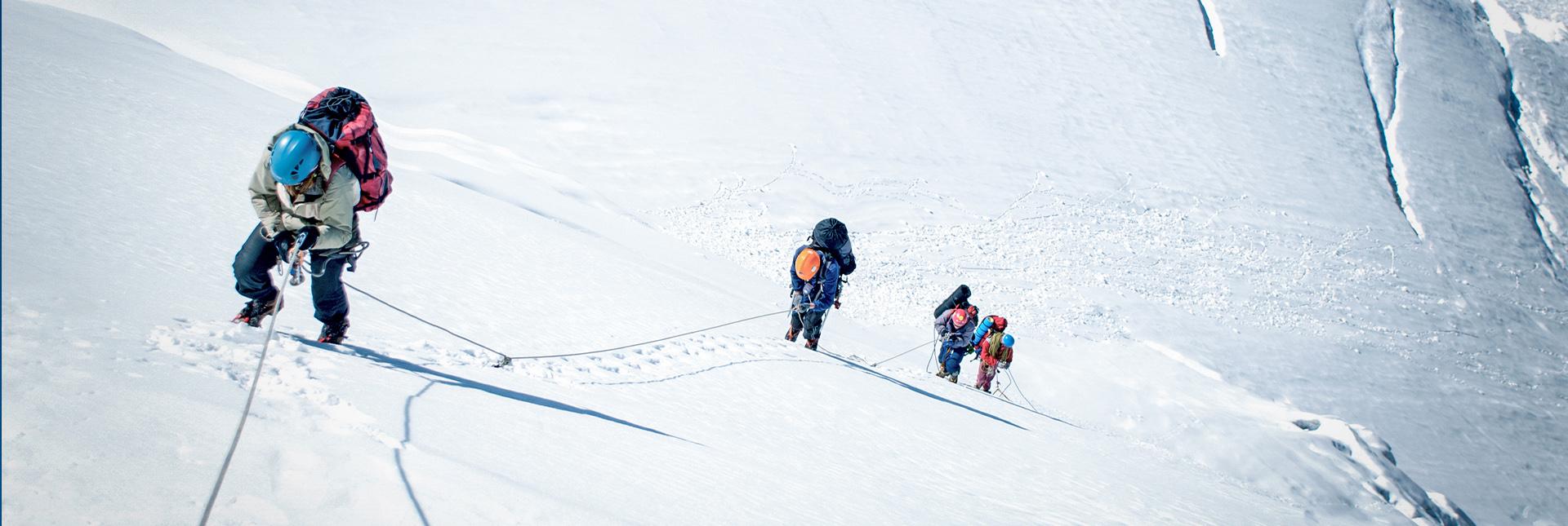 slopes of Monch