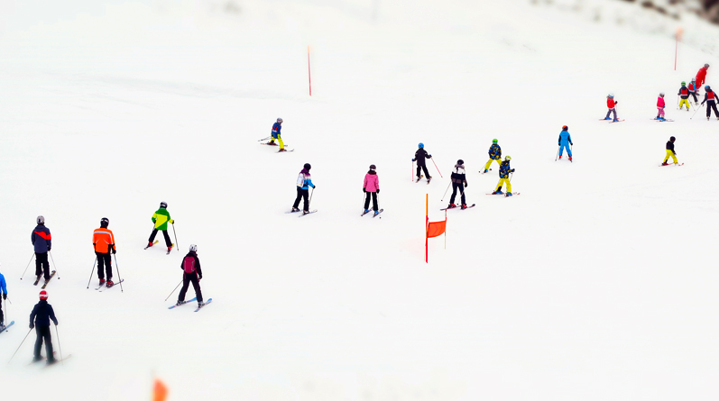 Skiing Courses in Grindelwald