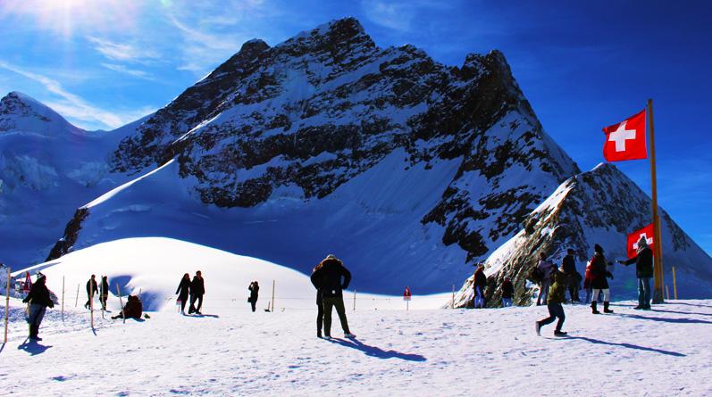 Ski Touring from Grindelwald to Rosenlaui