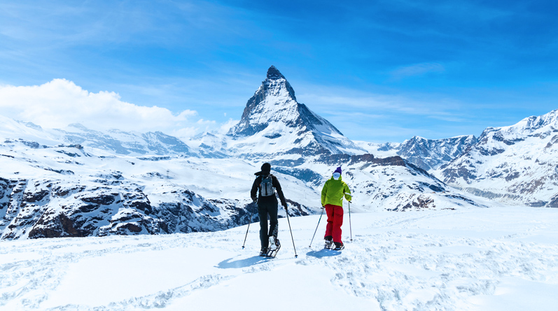 The Matterhorn Trek from Zermatt