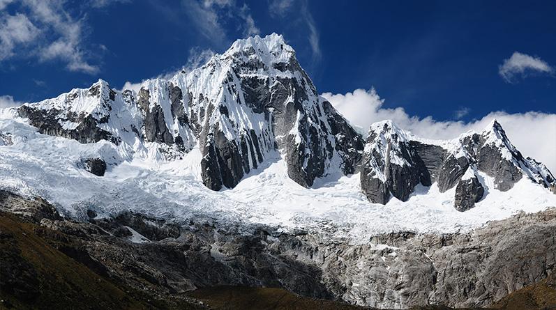 Cordillera Blanca Circuit Trek