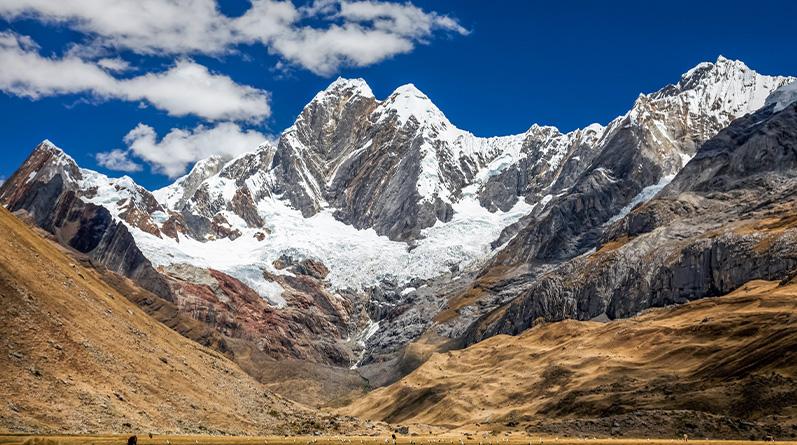 Huascaran Climbing