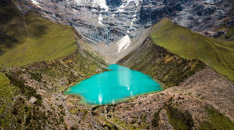 Salcantay Trek to Machu Picchu