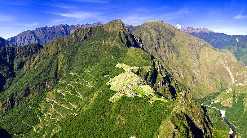 The Two Day Inca Trail to Machu Picchu