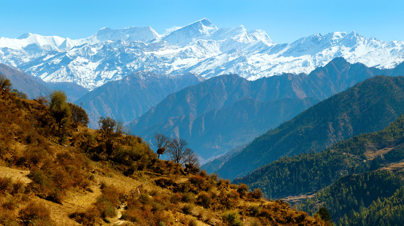 Around Dhaulagiri Trek